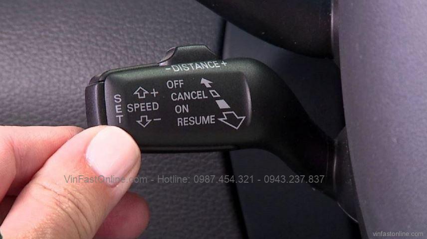 Cruise Control là gì?