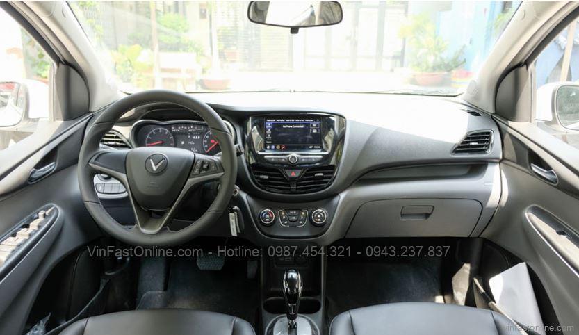 Tiện nghi xe Fadil (Premium)