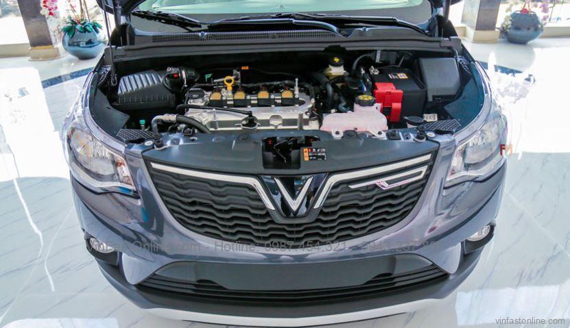 Động cơ và vận hành Xe VinFast Fadil