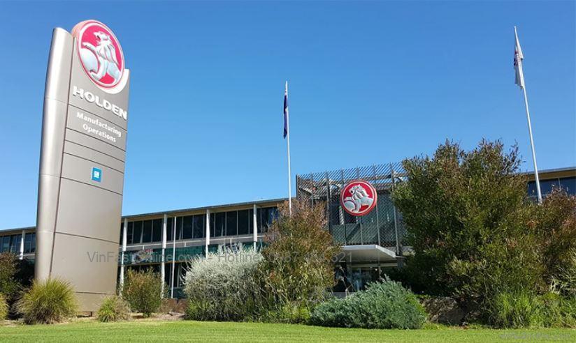 Nhà máy Holden ở Adelaide. Ảnh: Malcolm Flynn/CarsGuide
