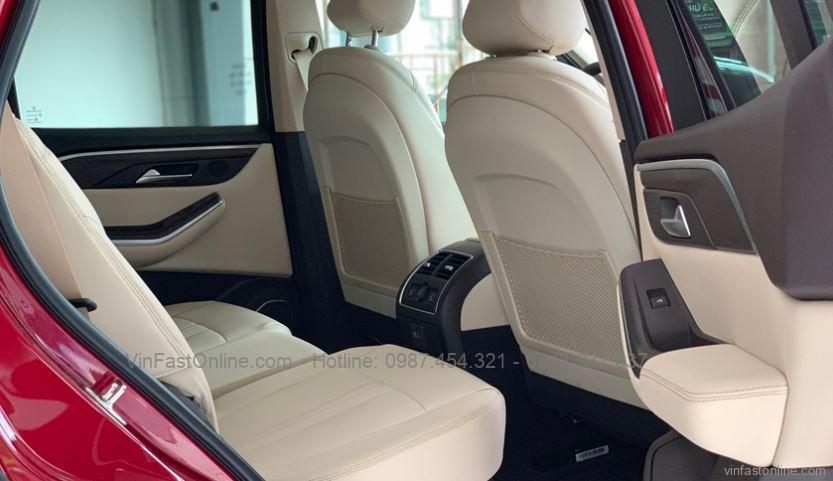 Khoang hành kháchxe VinFast Lux SA2.0