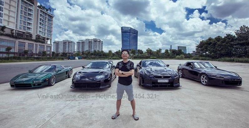 đánh giá Xe LUX SA chất lượng bằng 85% BMW nhưng giá bằng 45%