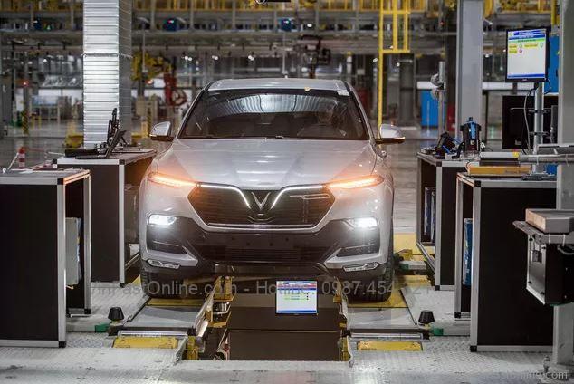 Trung tâm kỹ thuật VinFast tại Úc tuyển dụng rất nhiều nhân sự từng làm việc cho hãng xe Holden và General Motors