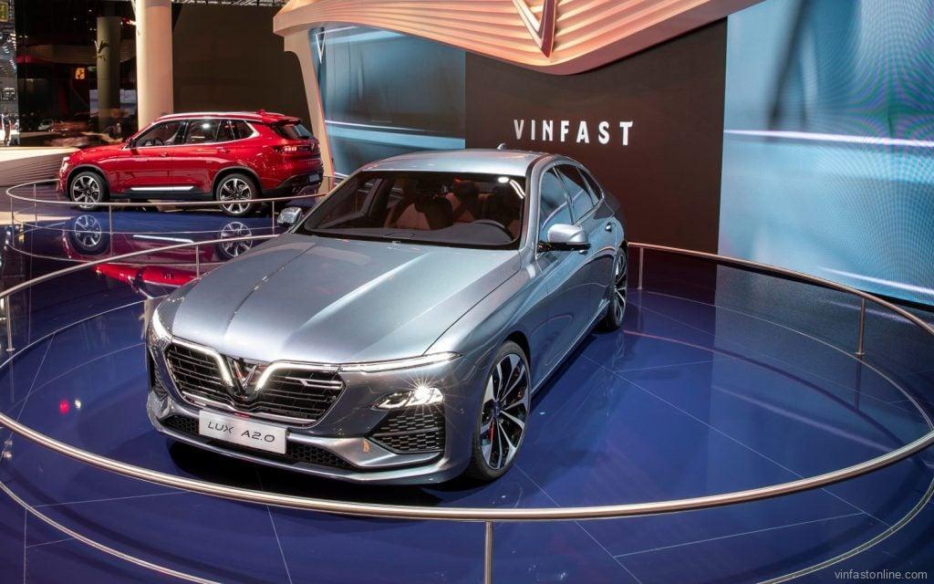 xe lux a 2.0 VinFast