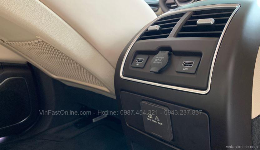 Đánh giá xe VinFast Lux SA2.0