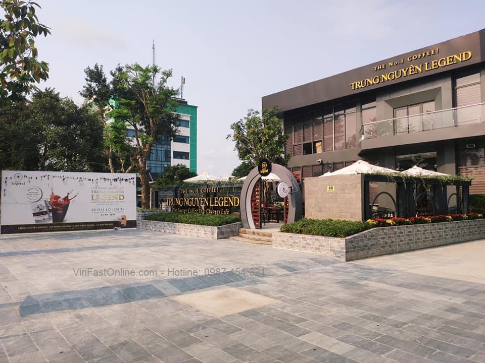 Cafe Trung Nguyên, 88 Đại lộ Lê Nin, tpVinh, Nghệ An