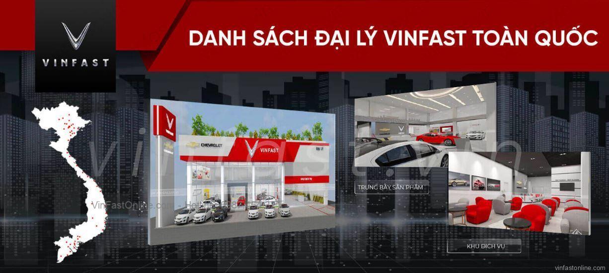 Đại lý VinFast Vinh - Địa chỉ mua xe VinFast uy tín tại Nghệ An, Hà Tĩnh