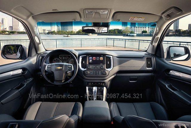 Xe Chevrolet Trailblazer giảm giá có gì đáng mua