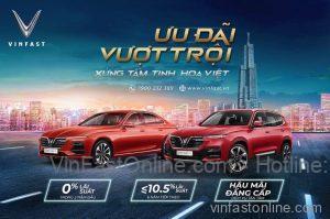 xe VinFast Fadil giá lăn bánh và khuyến mãi tại Tp Vinh, Nghệ An