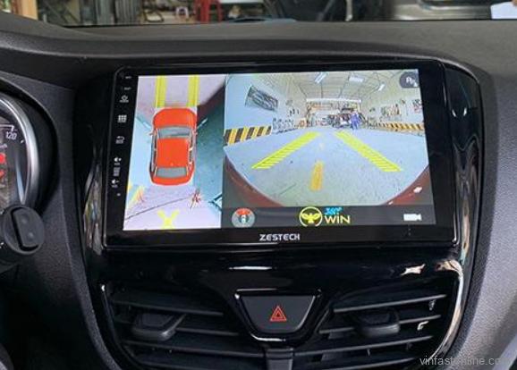 bộ màn hình 360