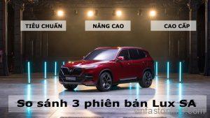 So Sanh 3 Phien Ban Lux Sa 2.0 Turbo